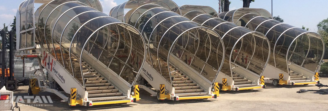 Trattori da traino aeroporti Ata Zac 100