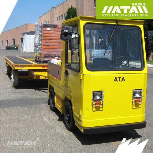 Trattore per l'industria Ata E200 elettrico