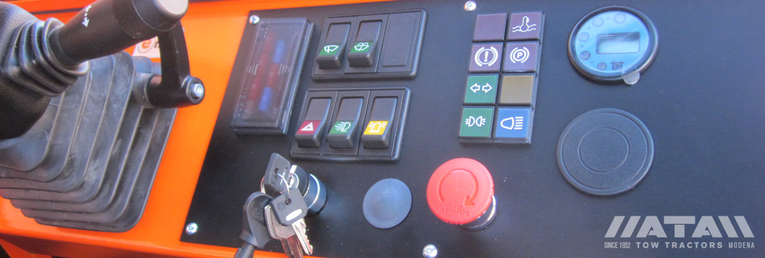 Trattori da traino industria Ata E250