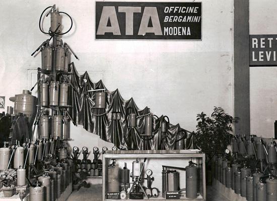 Ata Tow tractor - La storia dell