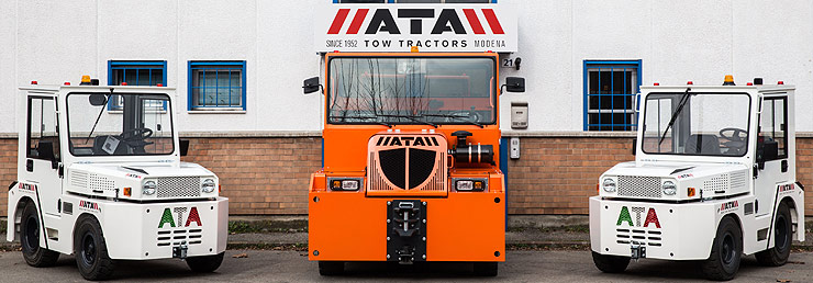 Ata Tow tractor - usage e location