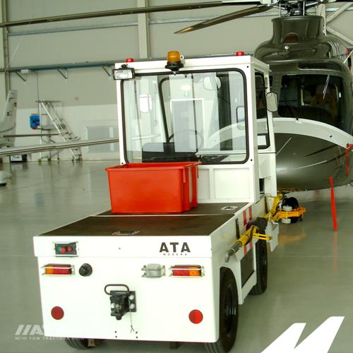 E200 airport tractor