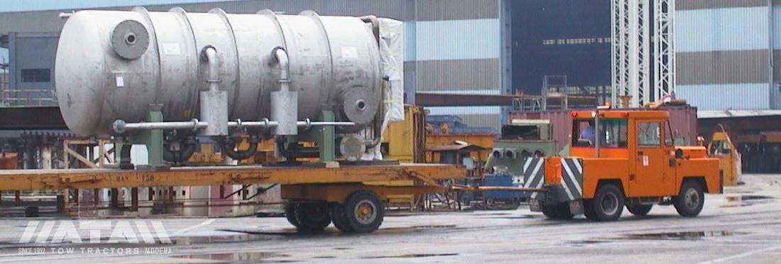 Trattori da traino industria Ata 8500