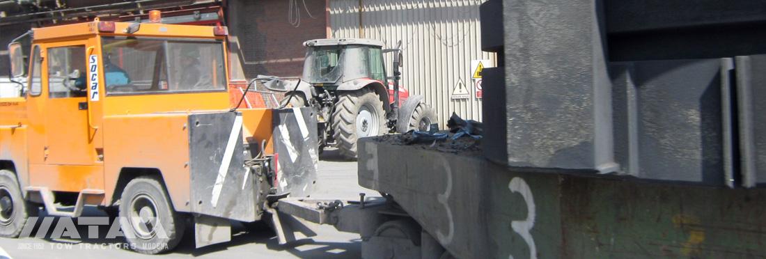Trattori da traino industria Ata 8700 4x4