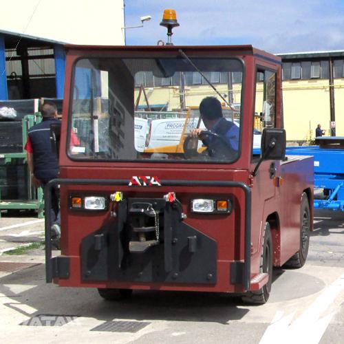ATA E600 Tractor
